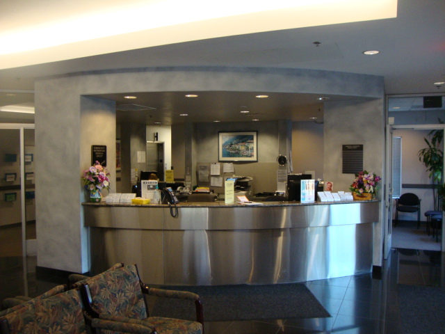 Community Orthopedic Group Front Desk