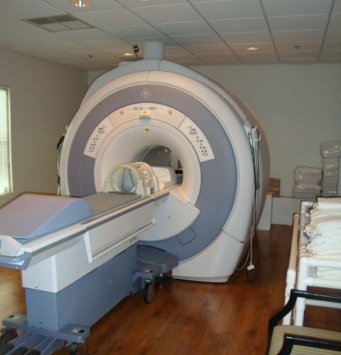 New MRI Suite